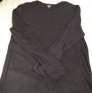 Two thermals long sleeve shirts